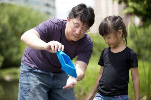Người Nhật dạy con như thế nào?