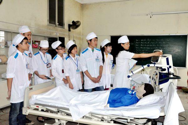 Tham khảo các trường Đại học có ngành Điều dưỡng