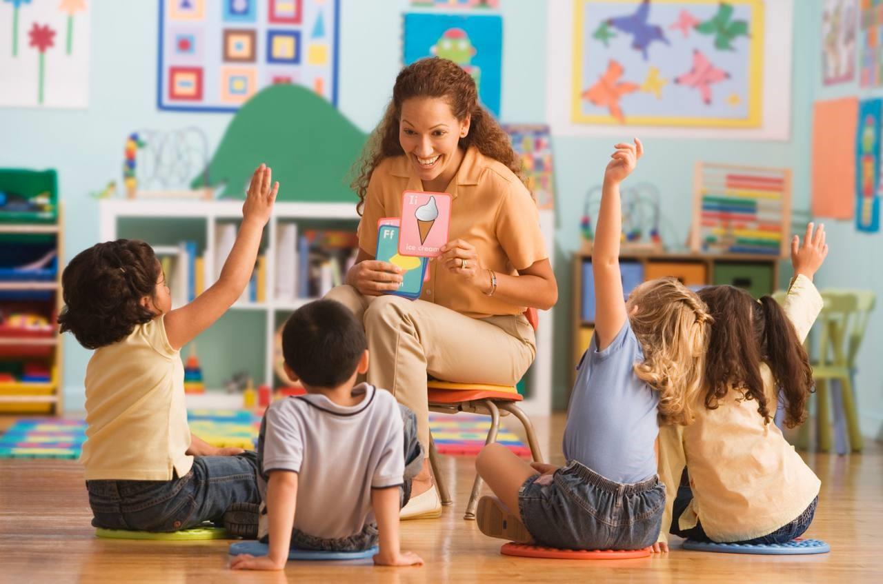 Cơ hội việc làm dành cho giáo viên mầm non