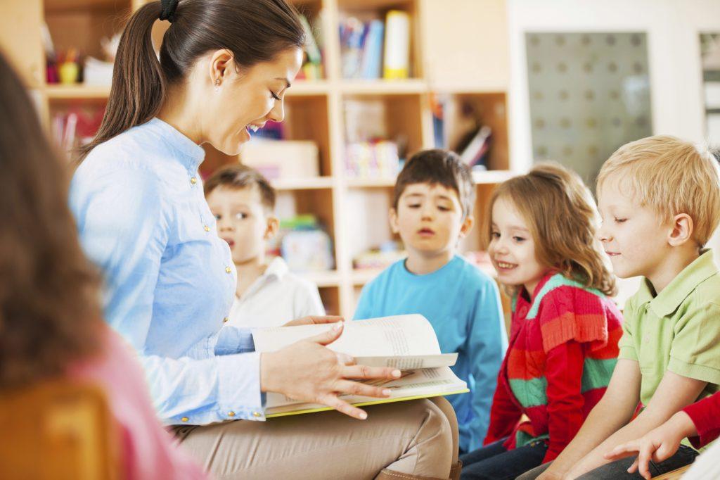 Những điều bạn chưa biết về nghề giáo viên mầm non
