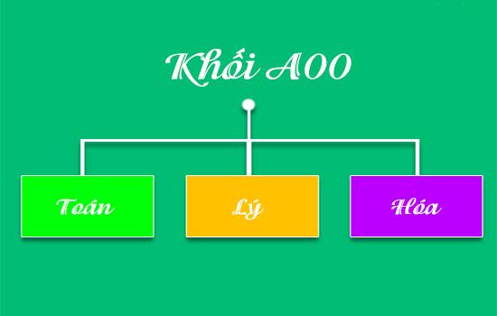 Hỗ trợ giải đáp thắc mắc: Khối A00 gồm môn gì?