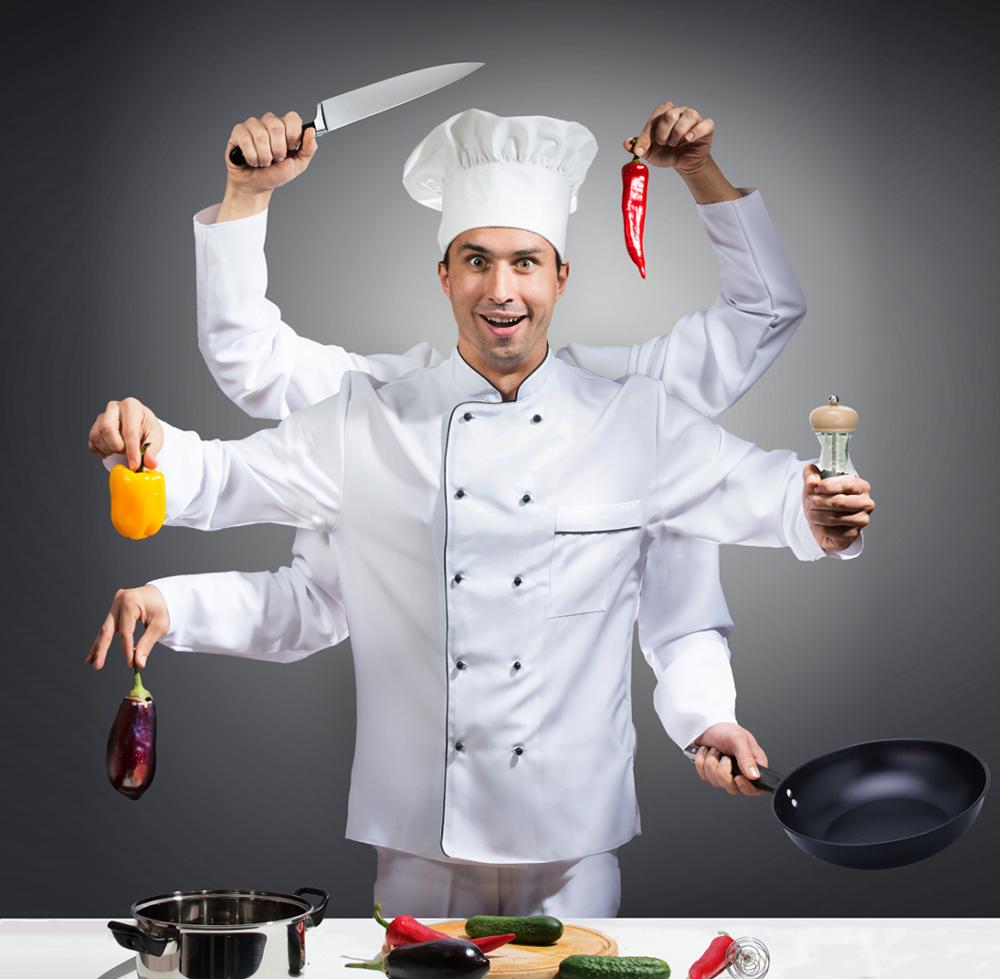 Những yêu cầu của nghề đầu bếp cần phải có để phát triển trong nghề